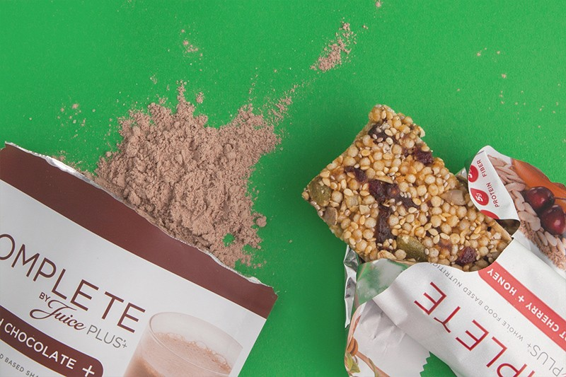 What is Juice Plus - Complete
